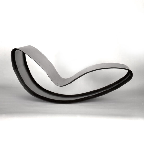 01 Blotter rocking chaise longue