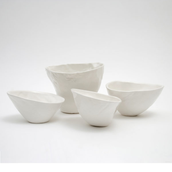 Corazon bowls, small+ large