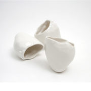 Corazon cup -white