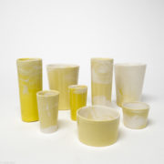 Playing with Yellow all cups