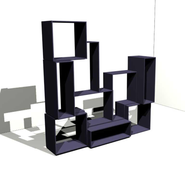 montreal rendering image  sc 1 st  Marre Moerel & Montrealmodular storage unit u2013 Marre Moerel