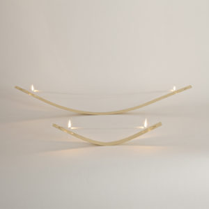 3 Bow table litghed